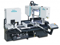 Double-column band saw machines for angular cutting, Katana