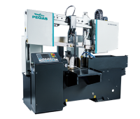 Double-column band saw machines for bundle cutting, Profi