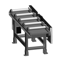 Roller table, RDM