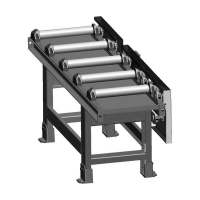 Roller table, RDML